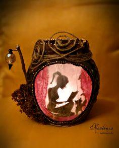Handmade Shadow Lantern