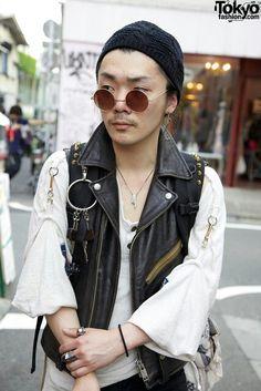 Japan Punk style
