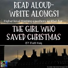 The Girl Who Saved Christmas Read Aloud Write Along Book Study This Is A Book, The Book, Balanced Literacy, Book Study, Guided Reading, The Girl Who, Read Aloud, Bestselling Author, School Ideas