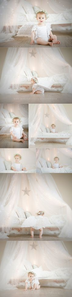 one year old little girl www.munchkinsandmohawks.com I mean her vision......is seriously gorgeous!