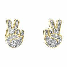 Argent Sterling .925 3.98 CT Genuine Emerald Gemstone et Blanc Diamant Collier