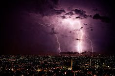 I love lightening!