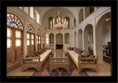Stay at the Manouchehri House #Kashan ( restored old mansion) #MustSeeIran