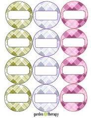 136 best mason jar lid labels images on pinterest moldings