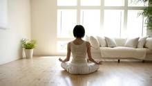 Researchers have found that meditation and exercise each reduce people's chances of getting sick by about 25 per cent