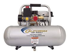 California Air Tools 2010ALFC Ultra Quiet, Oil-Free & Lightweight 1.0 hp Industrial Air Compressor, 2.0 gallon * CHECK OUT @ http://www.laminatepanel.com/store/california-air-tools-2010alfc-ultra-quiet-oil-free-lightweight-1-0-hp-industrial-air-compressor-2-0-gallon/?a=5183