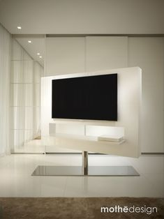 Ceiling Mount for Tv . Ceiling Mount for Tv . 9 Best Tv Wall Mount Ideas for Living Room Living Room And Bedroom In One, Living Room Tv, Living Room Modern, Pied Support Tv, Tv Wall Design, House Design, Room Partition Designs, Bungalow Interiors, Tv Furniture
