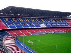 Barcelona Stadium, Spain