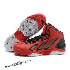 Adidas adiPower Howard 3 Dwight Howard Shoes Red Black White