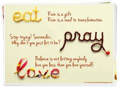 Smile with face. Smile with mind. Even smile in liver :D ~Ketut Liyer #EatPrayLove #JuliaRobert