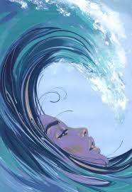 Image result for ocean paintings tumblr