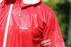 Girls Raincoat, Pvc Raincoat, Nike Jacket, Rain Jacket, Plastic Girl, Rubber Raincoats, Perfect Sense, Rain Wear, Sport