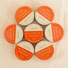 Courtney Bugram | Kenna Nicole packaging