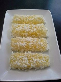 Get Chinese Food Treat Recipe - Cooking Chinese Foods - Filipino desserts Filipino Desserts, Asian Desserts, No Cook Desserts, Chinese Desserts, Indonesian Desserts, Tapioca Cake, Tapioca Dessert, Malaysian Dessert, Malaysian Food