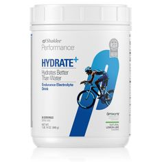 Performance® Endurance Electrolyte Drink | Hydrate | Sports | Shaklee US site Hydrating Drinks, Electrolyte Drink, Increase Stamina, Fast And Slow, Fitness Activities, Sports Nutrition, Lemon Lime, Mixed Drinks, Blessings