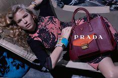 Prada - Resort 2014 ad campaign