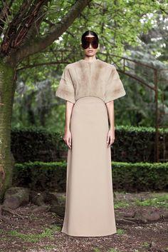 Givenchy Fall 2012 Couture Fashion Show - Lakshmi Menon (WOMEN)