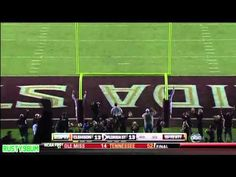 Gene Deckerhoff narrates Dustin Hopkins' walkoff 55-yard field goal to beat Clemson in 2010 as, finally, a last second kick goes our way!