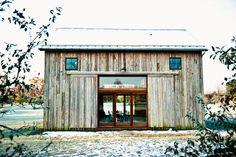 tiny barn house