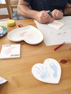 Day Trip To Blue Owl Ceramics Painting Cafe - www.adizzydaisy.com