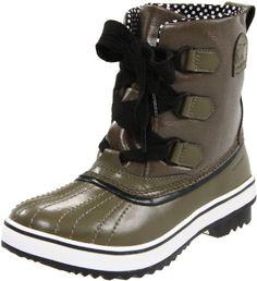 Amazon.com: Sorel Women's Tivoli Rain Boot: Shoes