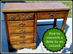 wo man made island, diy, painted furniture, repurposing upcycling, woodworking projects