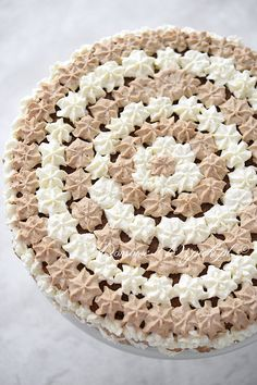 Coffee Mascarpone Pie – About Sweets Funfetti Cookies, Cake Mix Cookies, Dessert Sauces, Food Pictures, Cooking Recipes, Pie, Tasty, Sweets, Baking