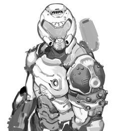 Mr Doom, Doom 2016, Slayer Meme, Demon Slayer, Gorillaz, Pokemon Super, Character Art, Character Design, Ghost Rider