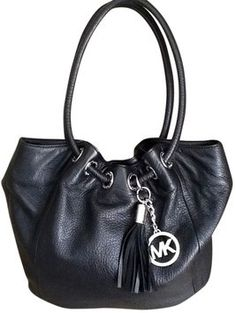 Michael By Michael Kors Leather Shoulder Bag. Get one of the hottest styles of the season! The Michael By Michael Kors Leather Shoulder Bag is a top 10 member favorite on Tradesy. Save on yours before they're sold out!
