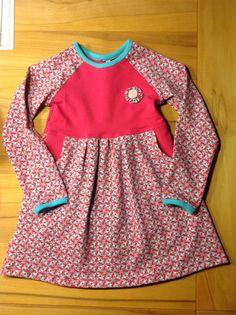 Und noch ein Kleid für meine Große!