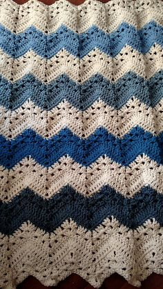 6-Day Kid Blanket – free pattern Download for FREE! Save and share!