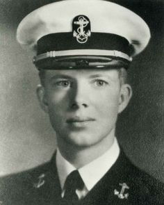 Midshipman James Earle Carter, Class of 1946 39th President of the United States