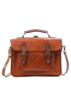 Sandast - Sandra Leather Satchel