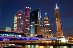 Hacer negocios exitosos con Rusia. Moscow International Business Center