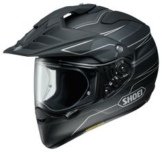 What's in a name? Call it the Shoei Hornet X2 Adventure Helmet, the Shoei Hornet…