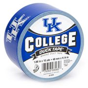College Duck Tape University of Kentucky