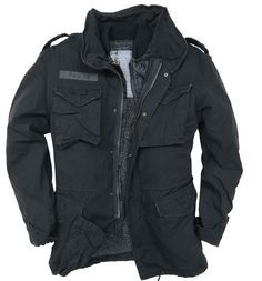 M&G >>> Mean and Green M65 Infantry Jacket