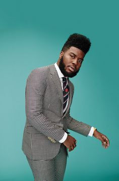 The Confidence and Comfort of Pop's Newest Big Thing, Khalid