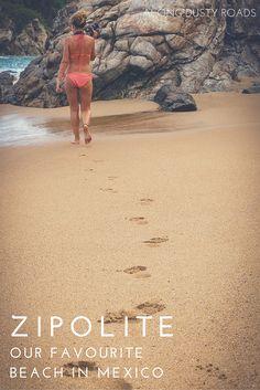 Zipolite: the ultimate beach bum town