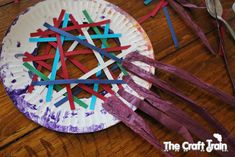 Paper Plate Dream Catcher | For the KIDDIES | Pinterest | Dream catchers Catcher and Summer crafts & Paper Plate Dream Catcher | For the KIDDIES | Pinterest | Dream ...
