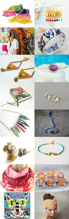 Colourful articles by Raquel Salas on Etsy--Pinned with TreasuryPin.com
