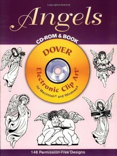 Angels CD-ROM and Book (Dover Electronic Clip Art) by Marty Noble. $14.38. Publication: June 3, 2003. Reading level: Ages 8 and up. Series - Dover Electronic Clip Art. Publisher: Dover Publications (June 3, 2003)