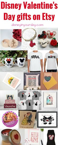 Disney Valentine's Day gifts - Disney in your Day
