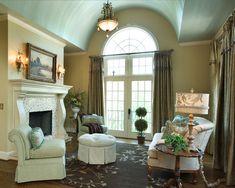 Arched Window Treatments   Simple, Stylish Window Treatments