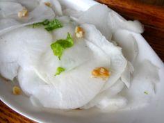 kabu kurumi, quick tsukemono (Japanese pickle) #vegan
