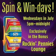 river rock casino slot tournament
