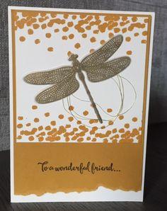 SU, Stampin Up, Dragonfly Dreams Bundle