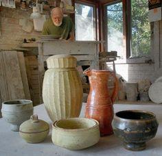Warren MacKenzie (American, b.1924) Warren Mackenzie, Simple Way, Pottery, Ceramics, Traditional, American, Ceramica, Ceramica, Pottery Marks