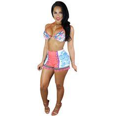 bf4c602cb14 New Bikinis Women Swimsuit Retro Push Up Vintage Plus Size Swimwear  Brazilian Bathing Suit Swim Beach Bikini Set