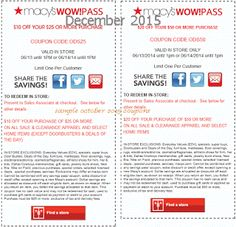 Macy's Coupons Promo Coupons will expired on MAY 2020 ! Macy's Information Shop at Macy's and save more with shoes, clothing, jewelry. Best Buy Coupons, Store Coupons, Shopping Coupons, Grocery Coupons, Online Coupons, Discount Coupons, Free Printable Coupons, Free Coupons, Print Coupons